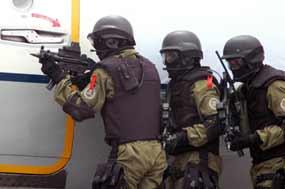 TNI AD antiteror
