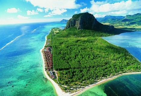 Africa - Beaches of Mauritius
