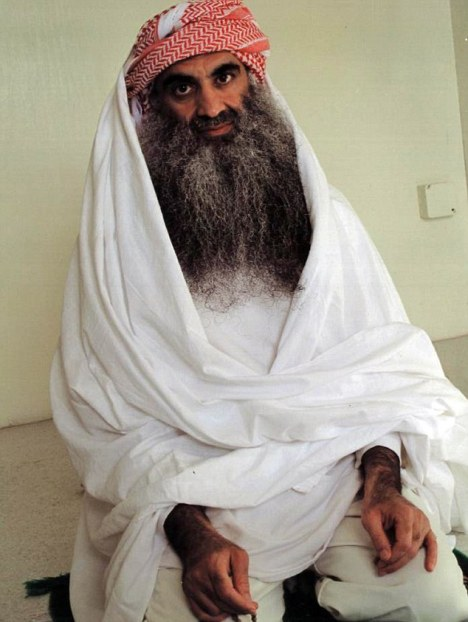 Guantanamo Detainee Photos