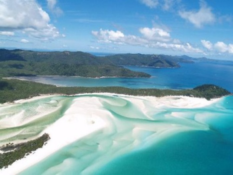 Australia - Whitehaven Beach, Queenslandj