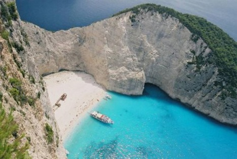 Europe - Navagio Beach, Zakynthos, Greece