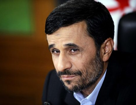 UN Iran Ahmadinejad Interview