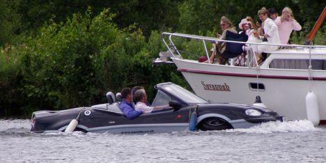 kendaraan amphibi1 tercepat