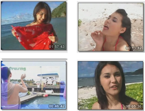 miyabi on beach