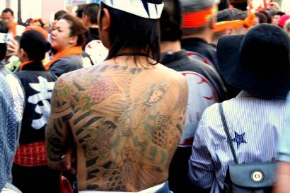 Tattoo designs and local tattoo tatto fifth in the world for Chinese triad tattoo