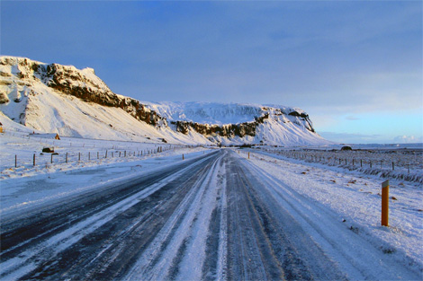 Highway 1 Iceland